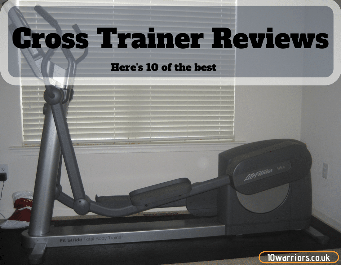 best cross trainer