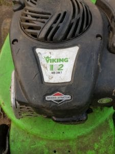 Viking MB 248 T Petrol Mower
