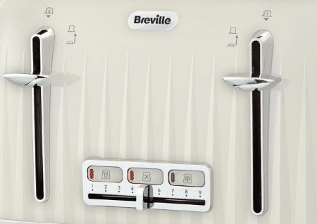 Breville VTT702 for cancel, reheat and defrost