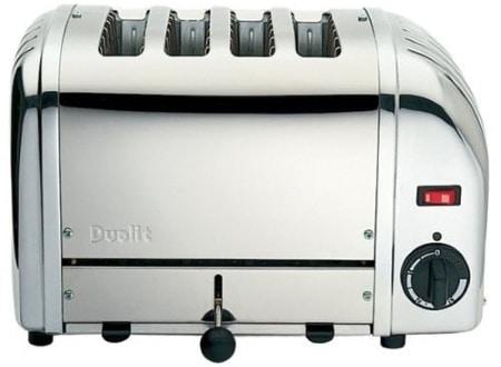 dualit vario 4 slice toaster