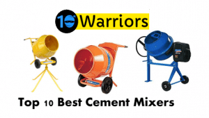 The 10 best rated cement mixers