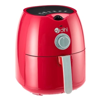 dihl red air fryer