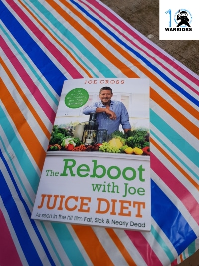 Reboot with joe juice diet book