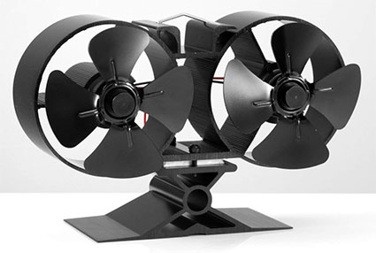 Galleon 8-Blade Stove Fan