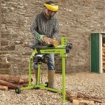 10 Best Log Splitters For 2021 (the most reliable ones for the Uk).