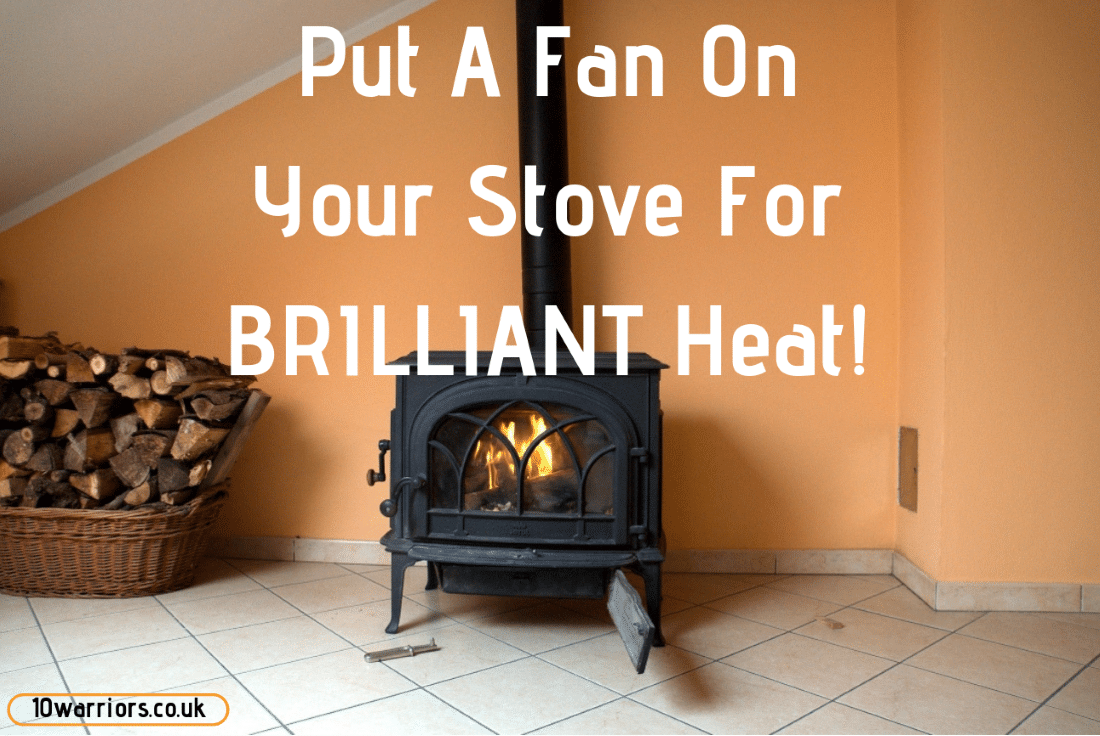 best stove fan for wood burning stoves