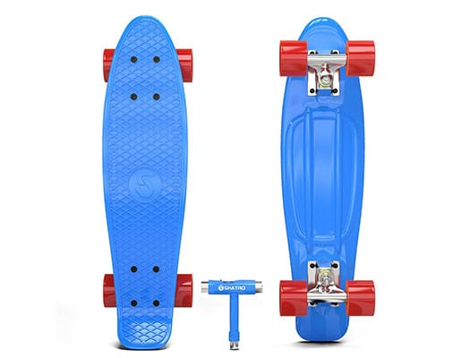 Skatro Mini Cruiser with T-tool