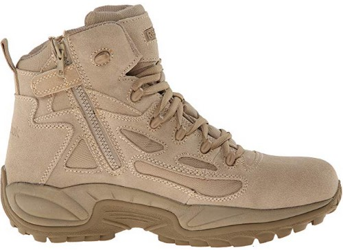side zipper Reebok Rapid Response Safety Boot