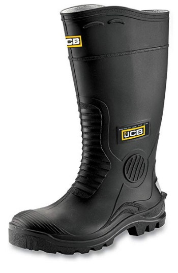 JCB Hydromaster Safety Wellington Boots