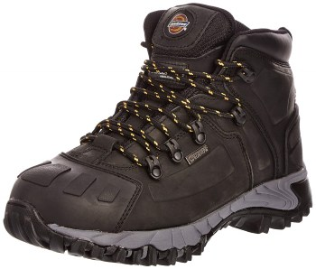 dickies medway safety boots for construction workers