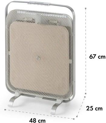 klarstein infrared heater