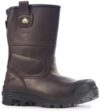 Rock fall Rigger boots S3 rated - exceptional build quality
