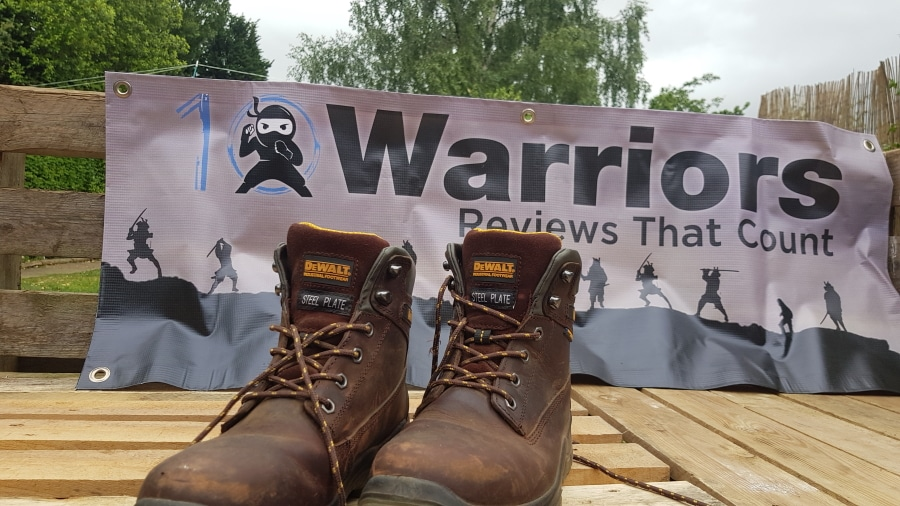 Dewalt Work Boots Review - Men's Titanium