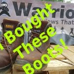Dewalt Work Boots Review - Men's Titanium (6 Month Update) - We Bought These