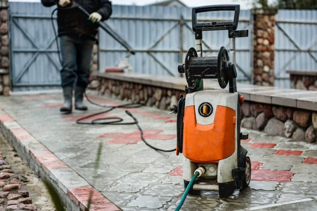 Connect A Garden Hose To A Pressure Washer
